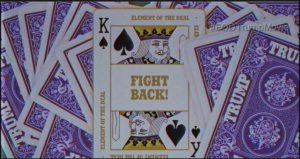 special effects - trump cards in The Art of the Deal - The Movie
