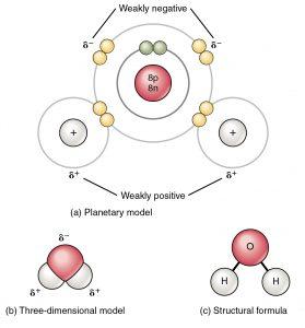 dihydrogen monoxide chemica structure