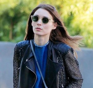 rooney mara can nearly dress herself