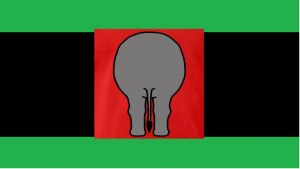 National Flag of Nambia